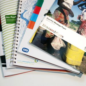 Printed brochures and reports for every Industry.