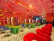 Printed-ceiling-graphics-digimura-style-club-Salon-dublin