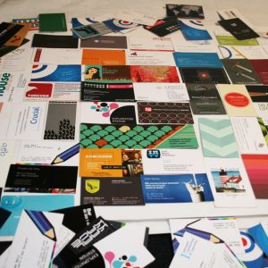 Business cards for every Industry.