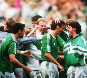 Italia-90-Ireland-v-Romania