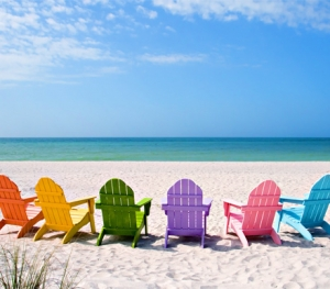 Large-Format-Printing-summer-holidays-deck-chairs-on-the-beach
