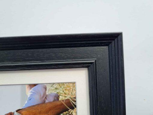 Tivoli black Frame close-up